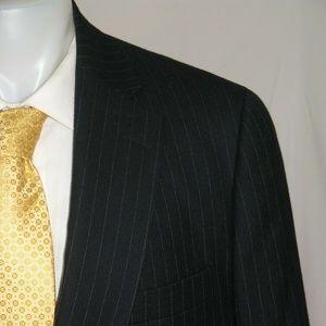 Paul Stuart Vintage Custom Two Button Suit 46L